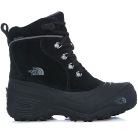 The North Face Youth Chilkat Lace 2 Shoes Tnf Black/Zinc Gr